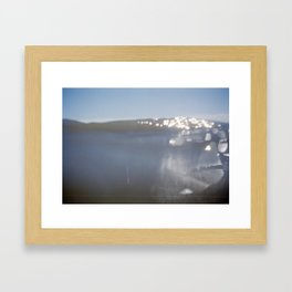 OceanSeries9 Framed Art Print