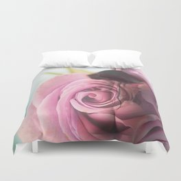 Of Form and Beauty Duvet Cover