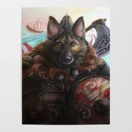 Leif Roverson Poster
