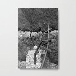 Germination Metal Print