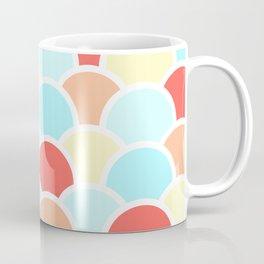 Upright Scales Coffee Mug