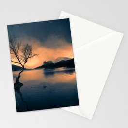 Lone Tree Snowdonia Stationery Cards