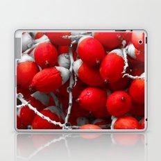 Manila Palm Red Laptop & iPad Skin