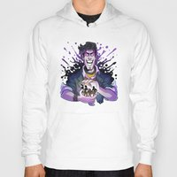 borderlands Hoodies featuring Borderlands: Handsome Jack by SIINS