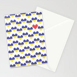 I Love Ukraine Stationery Cards