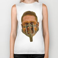 mad max Biker Tanks featuring Mad Max  by NETSofficial