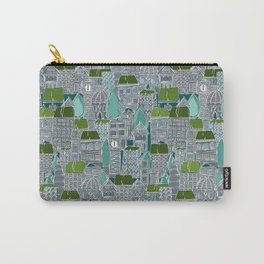 rooftop tennis Carry-All Pouch