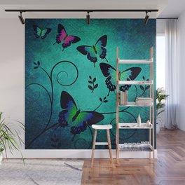 butterfly Wall Mural