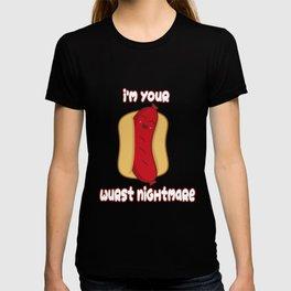 Wurst Nightmare T-shirt