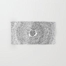 Tangled - Black Hand & Bath Towel