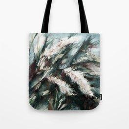 Pampas Grass 1i by Kathy Morton Stanion Tote Bag