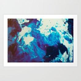 Tidal Cure Art Print