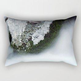 Ice Water Rectangular Pillow