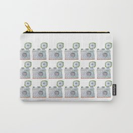 Camera Pattern 2.2 Carry-All Pouch