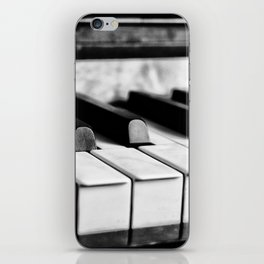Play For Me iPhone Skin