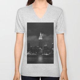 - NY - Unisex V-Neck