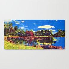 Umbrage Canvas Print