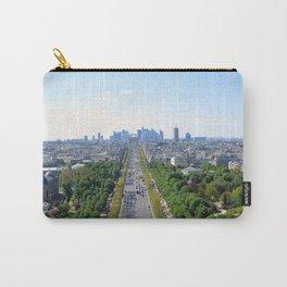 Avenue des Champs-Élysées Carry-All Pouch