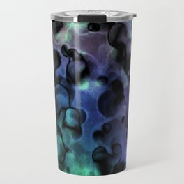 Inside Out Coral Abstract Travel Mug
