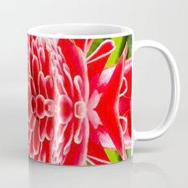 FloralBisection Coffee Mug