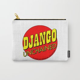 django unchained Carry-All Pouch