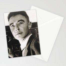J Robert Oppenheimer Stationery Cards