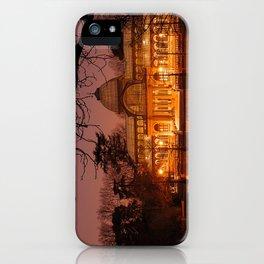 Palacio de Cristal (Madrid) iPhone Case
