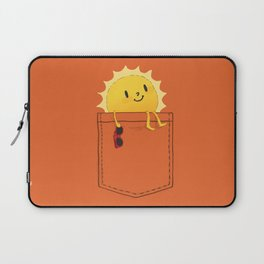 Pocketful of sunshine Laptop Sleeve