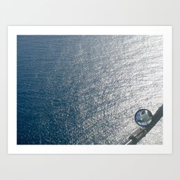 Hoover Art Print