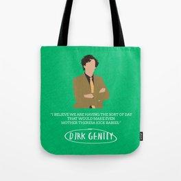 Dirk Gently Tote Bag