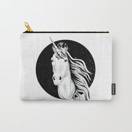 Unicorn illustration Carry-All Pouch