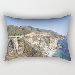Pacific Coast Highway Rectangular Pillow