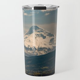 Mountain Valley Pacific Northwest - Nature Photography Travel Mug