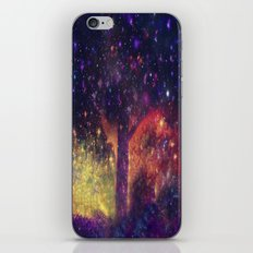 nature space-51 iPhone & iPod Skin