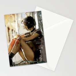 Mathilda - Leon the Professional Stationery Cards
