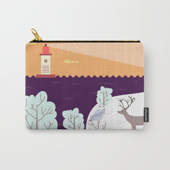 Wild Light Carry-All Pouch