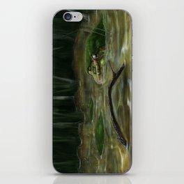 Calm Water iPhone Skin