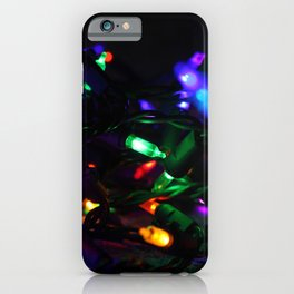 Christmas Brights iPhone Case