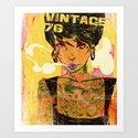 Vintage 76 ( Karla ) by elgatonegro
