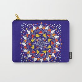 Mandala 12 Carry-All Pouch