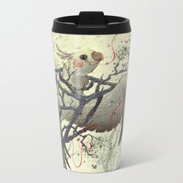 Artificial Habitat Metal Travel Mug