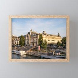 Musée d'Orsay - Paris Framed Mini Art Print