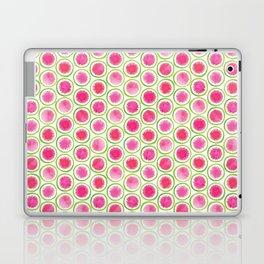 Watermelon Radish pattern Laptop & iPad Skin