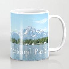 Grand Teton National Park landscape photography  Mug