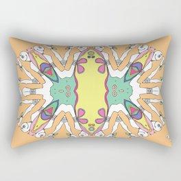 Caleidoscópicas [1] Rectangular Pillow