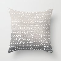 batik Throw Pillows featuring Batik 4 by Dream Of Forest