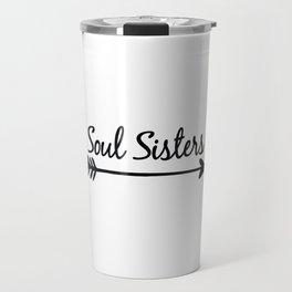 Soul Sisters Travel Mug