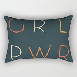 GRL POWER Rectangular Pillow