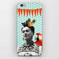 FRIDA COLOR  iPhone & iPod Skin