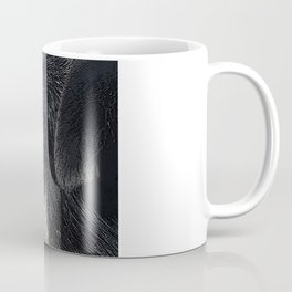 Pug  Profile Coffee Mug